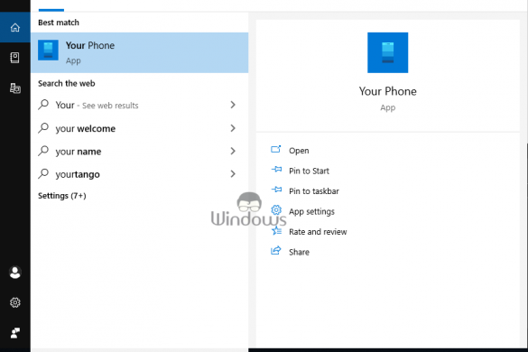 use Phone Calls Feature in Windows 10