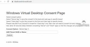 Set Up And Connect To Windows Virtual Desktop