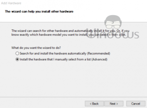Retrieve Missing COM Ports in Device Manager