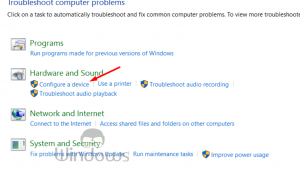 Fix Mouse Pointer Disappears in Windows 10