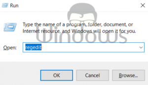 Disable Error Reporting in Windows 10