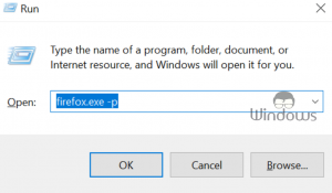 Couldn't load XPCOM Error From Firefox