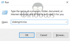 Remove Virtual Drives in Windows 10