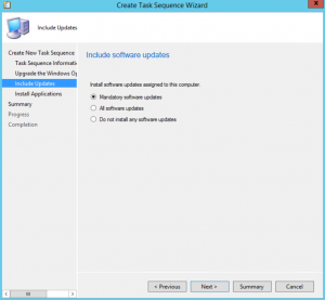 Upgrade From Windows 7 to 10 Using SCCM