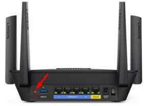Linksys router is not resetting problem