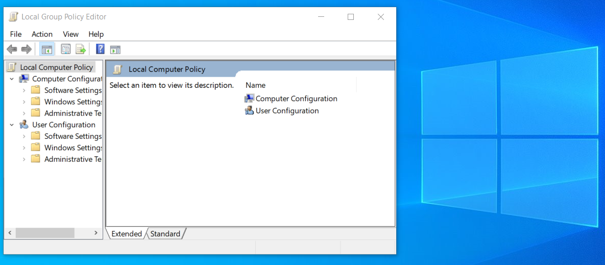 Fix Unable To Determine Group Policy Security Settings