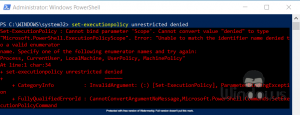 Fix PowerShell Module Cannot Be Loaded