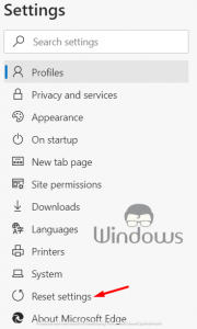 Change TLS Setting to Defaults in Windows 10