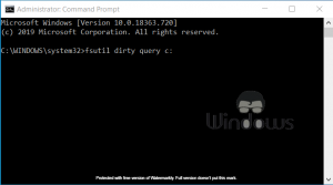 Fix Chkdsk runs on every boot
