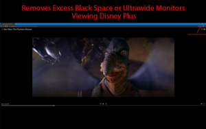 Fix Disney Plus Full-Screen Error