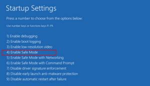 Windows Update Could Not Be Completed Error