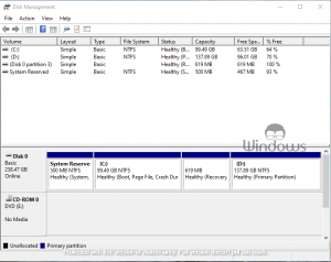Fix Hard Drive Disappeared After Windows 10 Update