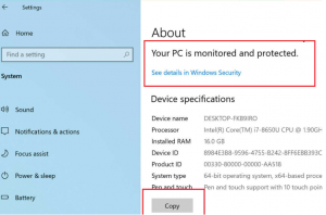 Useful Features In Windows 10 Build 20161