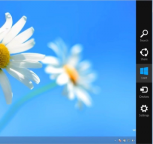 Disable Or Enable Edge's Charms Bar Swipe on Windows 10
