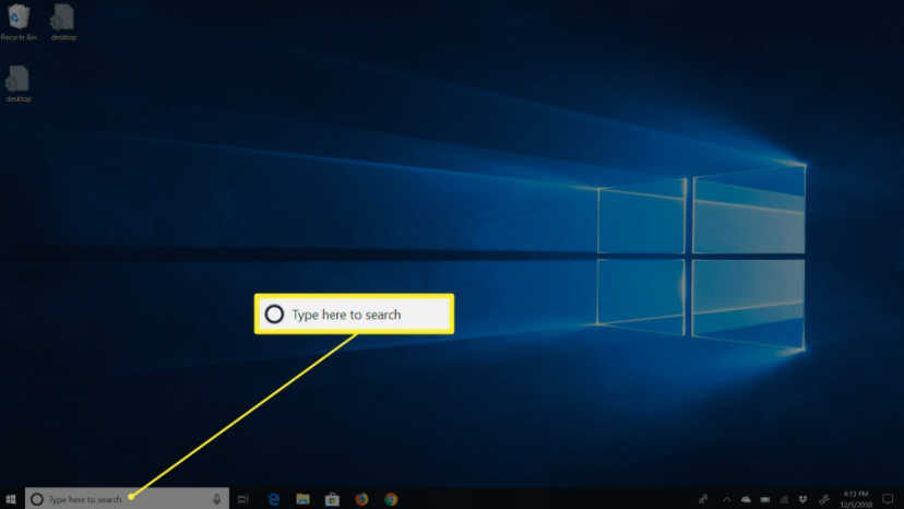 Unable to Type in Windows 10 Search Bar