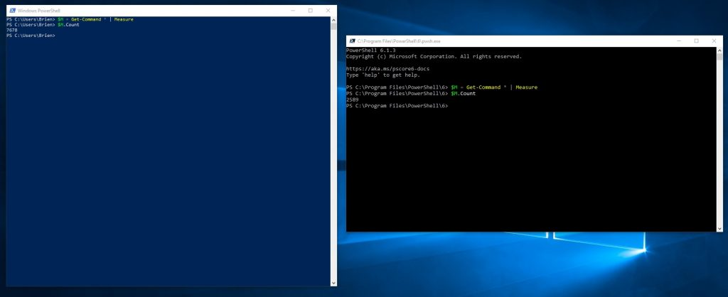 Download PowerShell 7