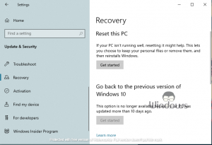 Fix Your Folder Can't Be Shared on Windows 10