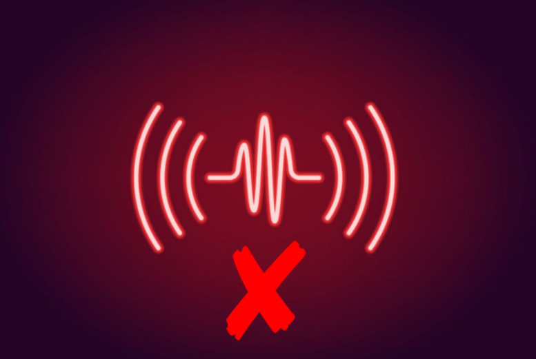 Red X Volume Icon Is Shown In Task Bar