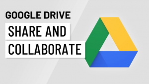 Share Files and Folders on Google Drive