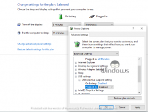Fix USB Device Not Rec­og­nized in Windows 10