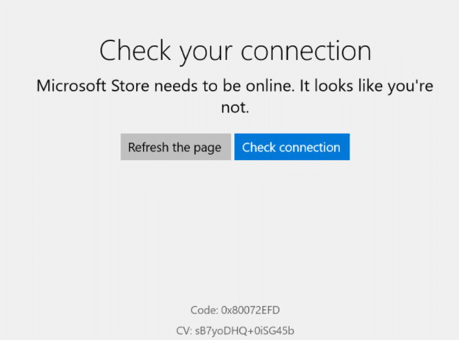 Microsoft Store Needs To Be Online