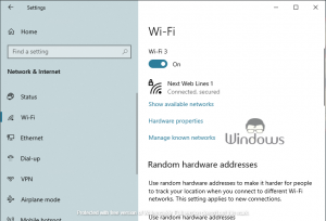 Miracast Not Supported by Windows 10 Graphics Drivers