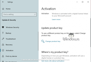 Windows Keeps Asking for Activation