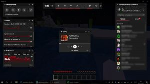 How to use Spotify While Playing PC Games