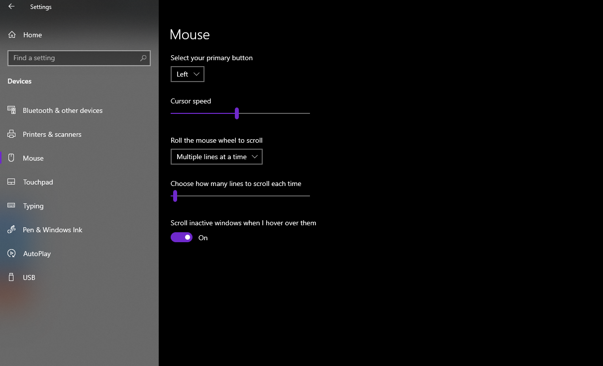 How to Disable Mouse Acceleration in Windows 10
