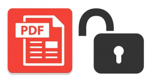 open a PDF file if you forgot its password