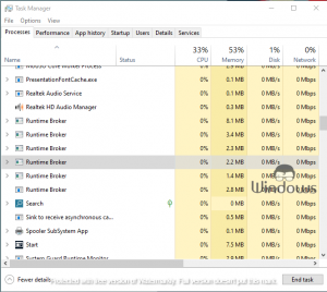 Microsoft Photos EXE High Memory Usage