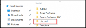 Discord Won't Open or Uninstall