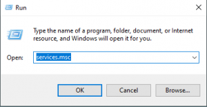 SolarWinds Unable to Connect
