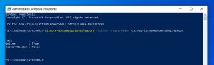 disable PowerShell in Windows 10