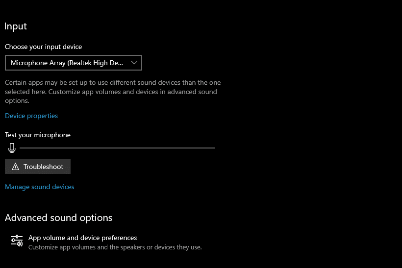 Fix: Microphone distorted and making noises in Windows 10