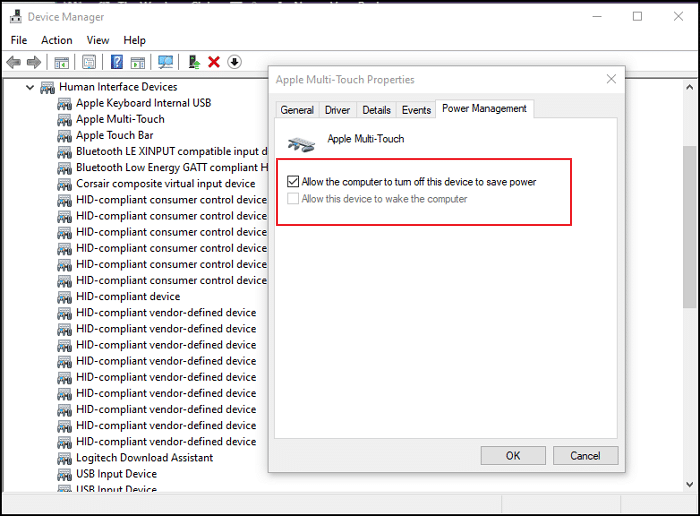 Touchpad getting disabled automatically in Windows 10