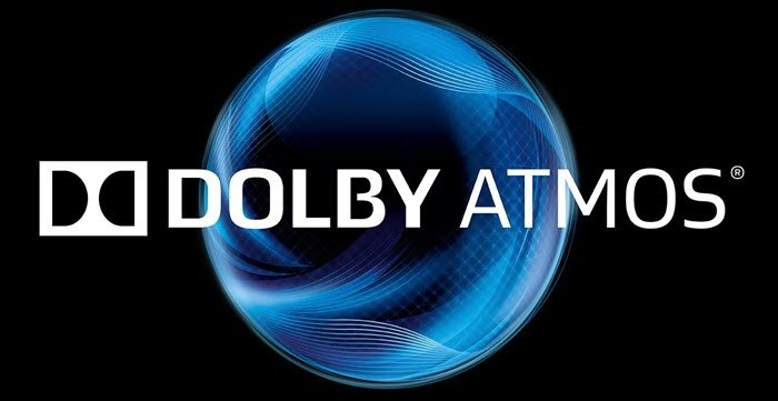 Dolby Atmos not working on Windows 10